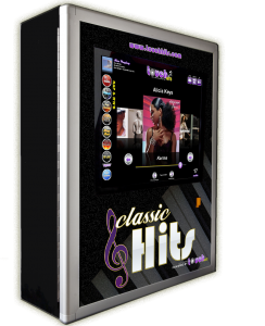 Classic Hits Digital Jukebox by TouchHits